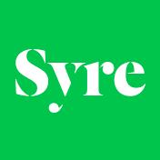 Tidningen Syre logo