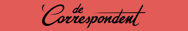 De Correspondent logo